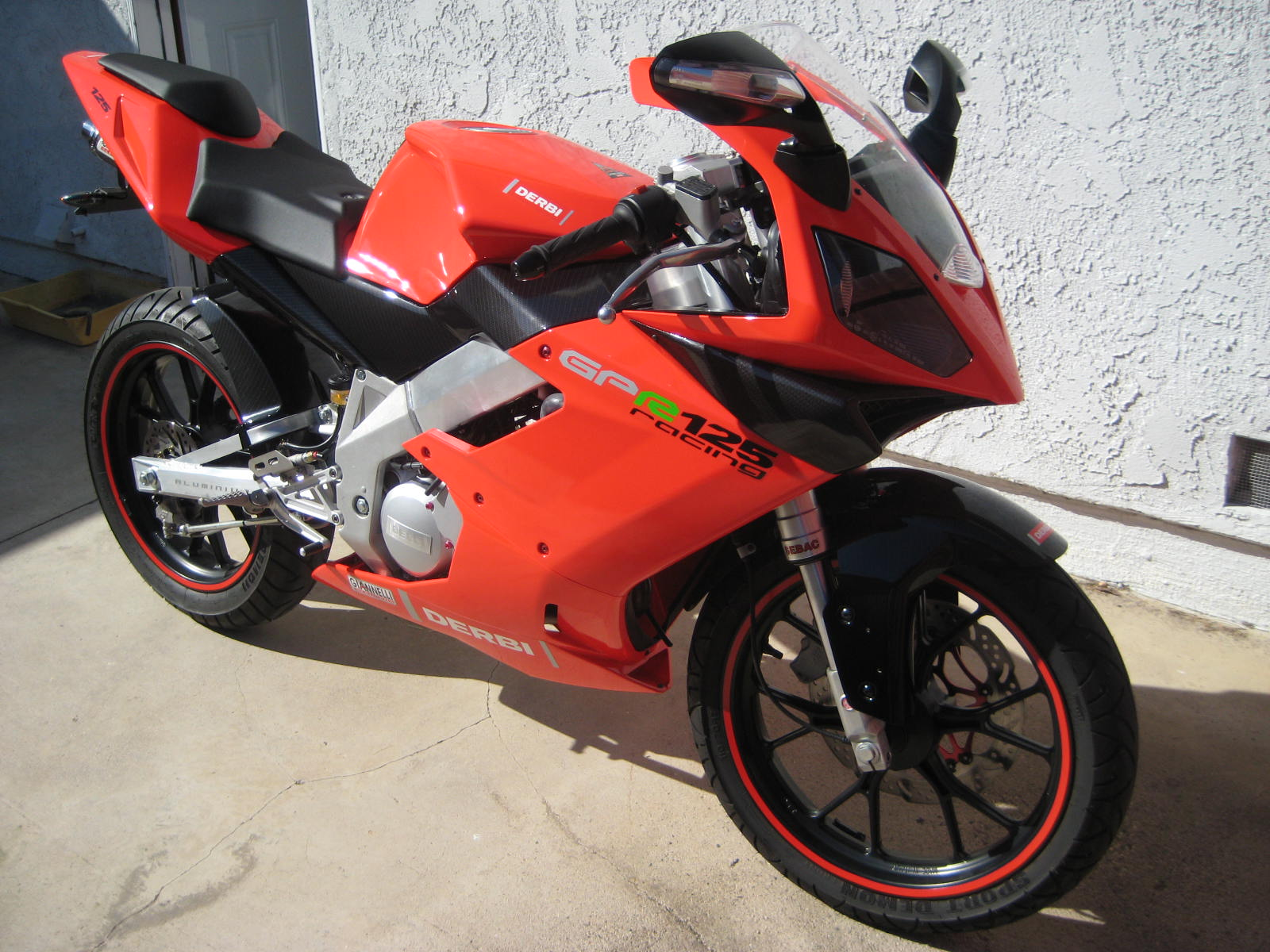 Derbi gpr 125 for sale