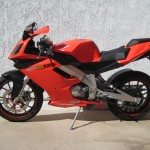 Derbi GR125 For Sale Left Side