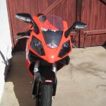 Derbi GPR125 For Sale Nose