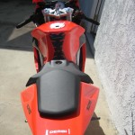 Derbi GPR125 For Sale Tail View