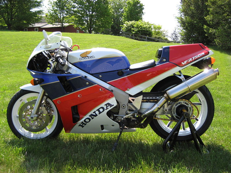 honda rc30 for sale left side rare sportbikes for sale. Black Bedroom Furniture Sets. Home Design Ideas