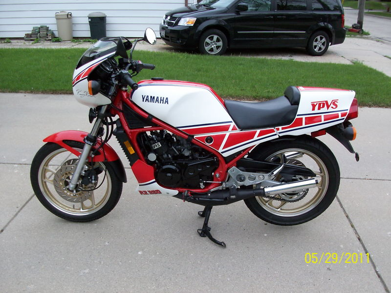 1985 yamaha rz350 for sale rare sportbikes for sale for Yamaha rz for sale