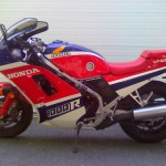 1986 Honda VF1000R For Sale left side