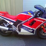 1986 Honda VF1000R For Sale right side