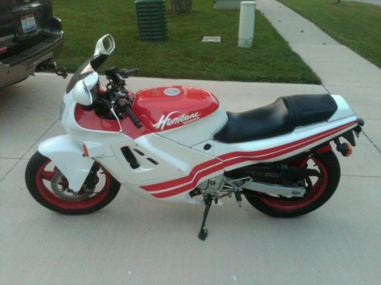 Bikes For Sale Craigslist Columbus Ohio Honda Hurricane for Sale