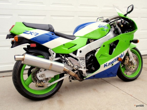 zx7 zx 7 Archives - Rare SportBikes For Sale
