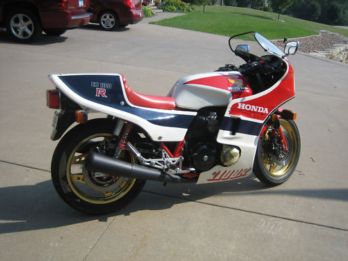 1982 Honda CB1000 R For Sale