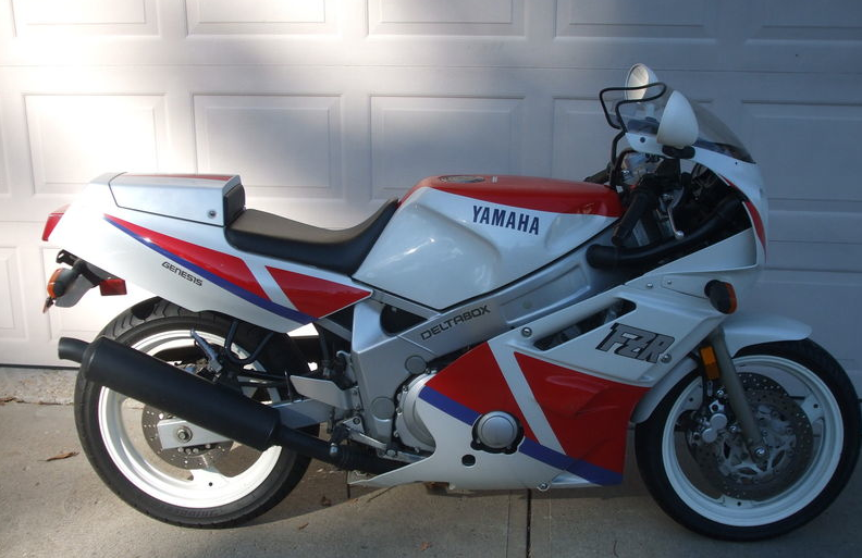 1990 Yamaha Fzr 600 Survivor Rare Sportbikes For Sale