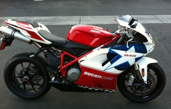 Ducati  Nicky Hayden Edition For Sale
