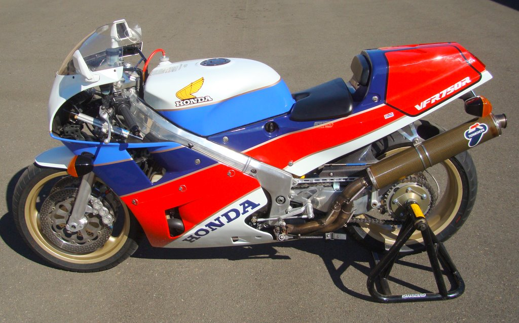 Round 2:  More from the Seattle Homologation SportBike Collection For Sale