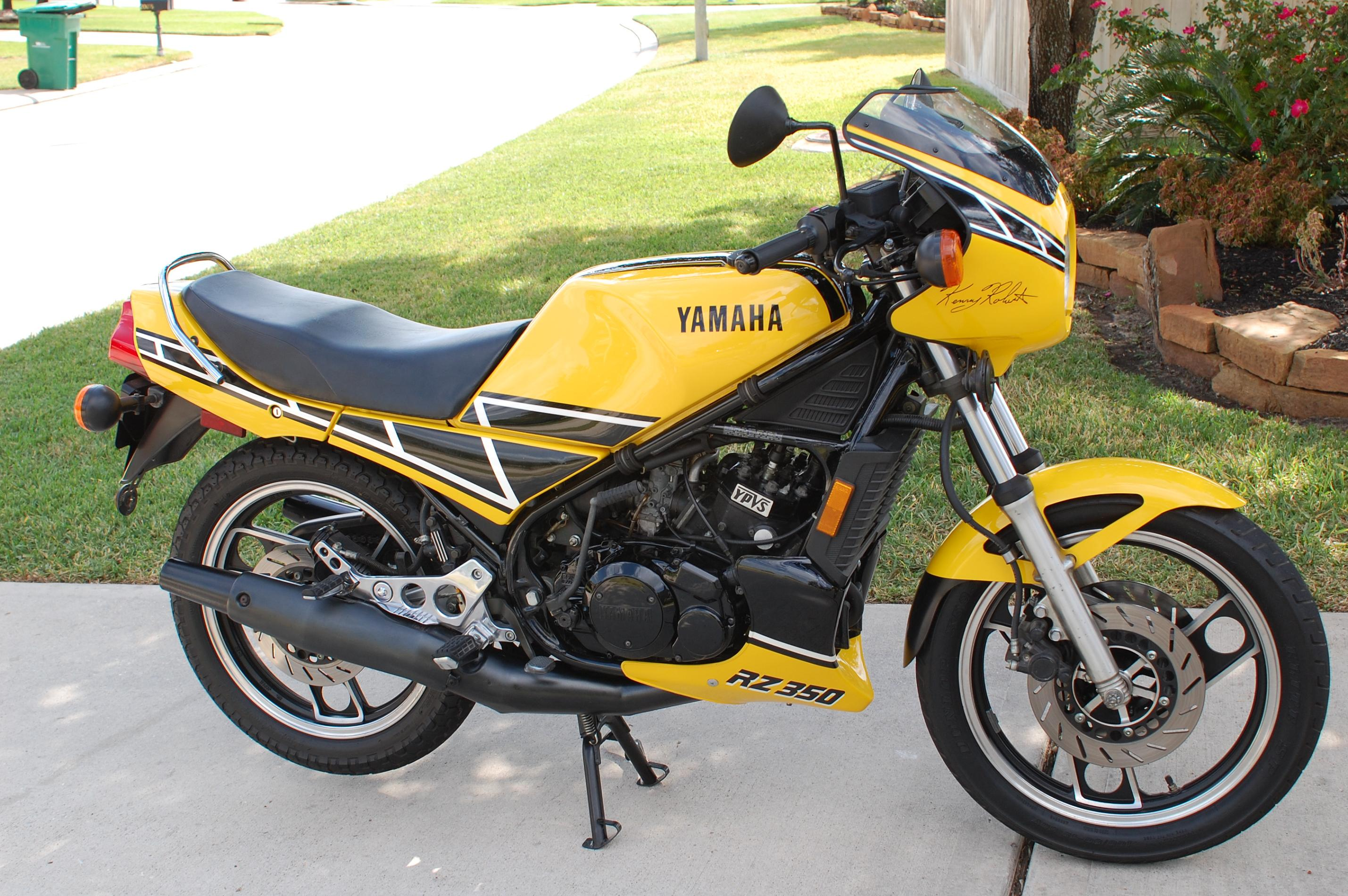 Rz350 1a rare sportbikes for sale for Yamaha rz for sale