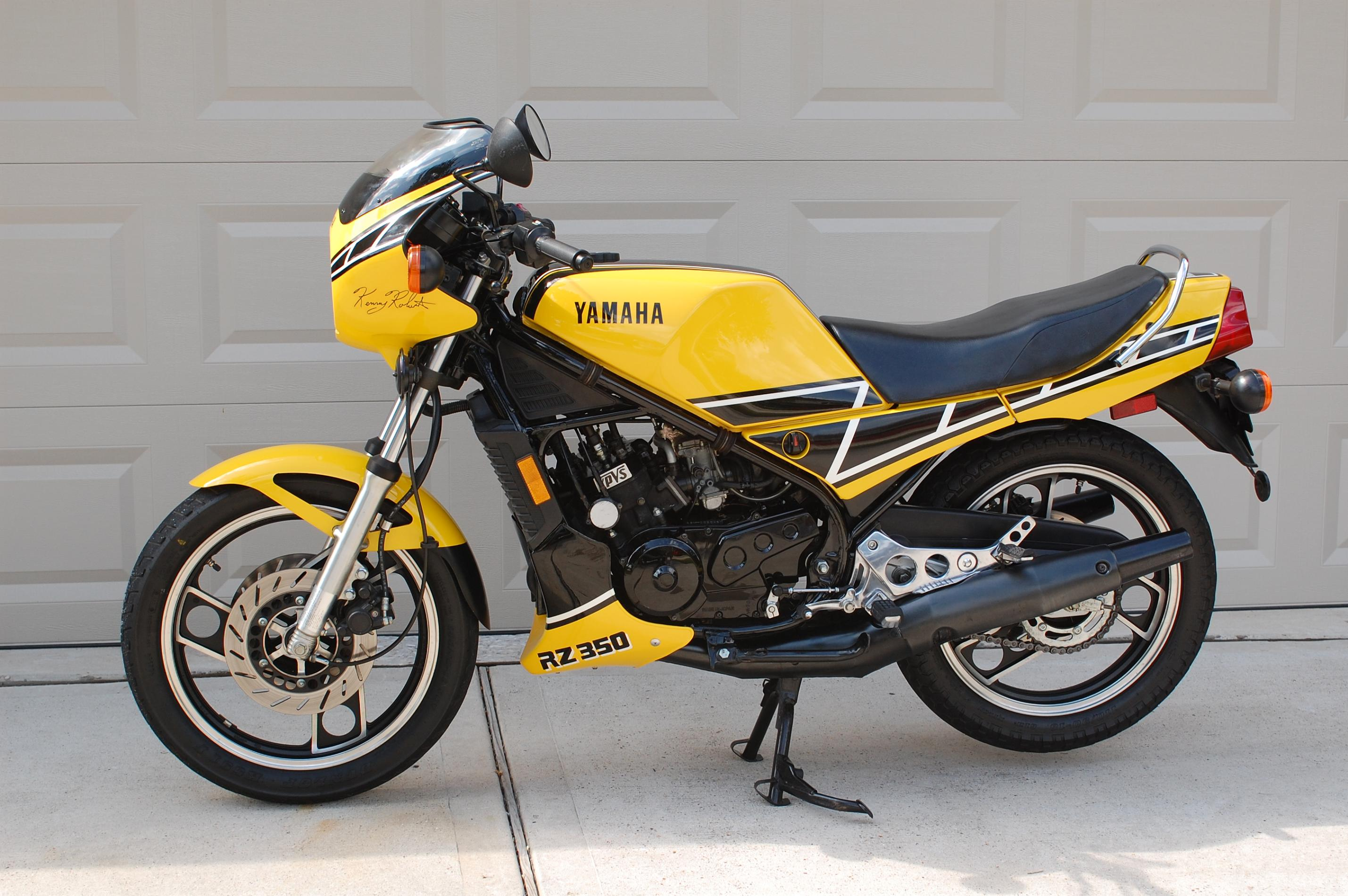 Rz350 2a rare sportbikes for sale for Yamaha rz for sale