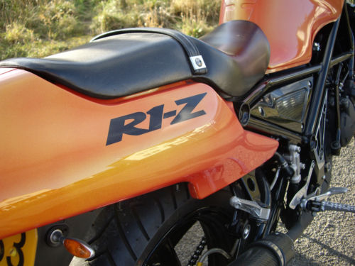The Lost R1? Yamaha R1-Z 250 - Rare SportBikes For Sale
