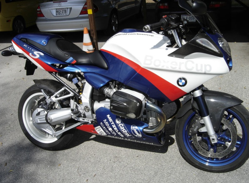 05 Bmw R1100s Boxer Cup Limited Edition Rare Sportbikes