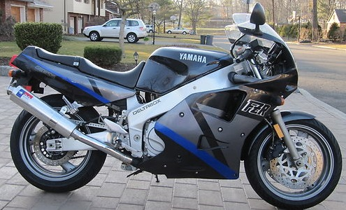 Another Clean, Low Mile Yamaha FZR 1000 - Rare SportBikes For Sale