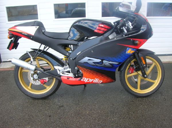 Yamaha 50cc sports bike
