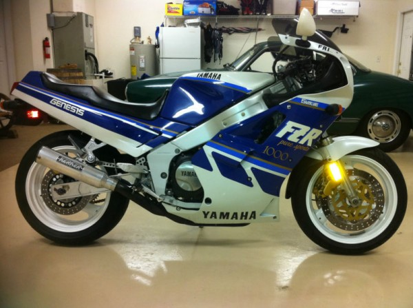 87 fzr1000 for sale
