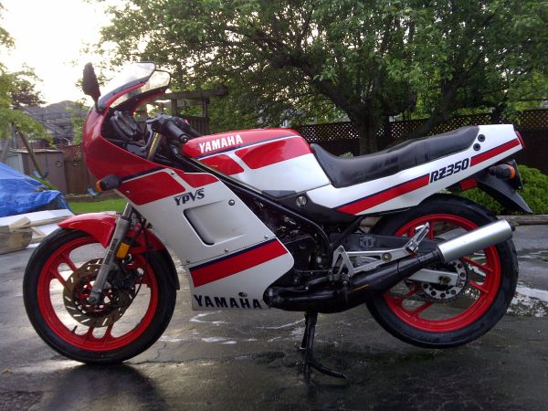 rz350 for sale in Canada