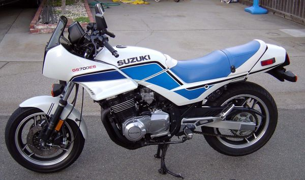suzuki gs700es for sale
