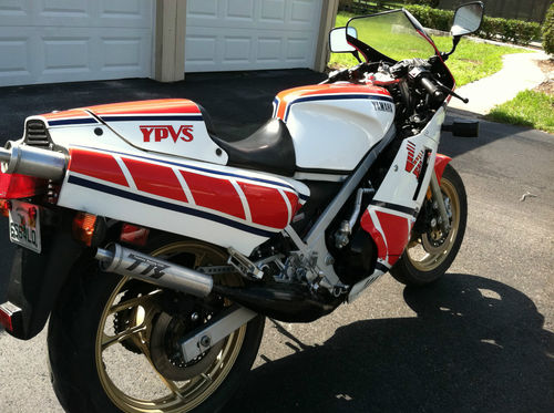 1985 yamaha rz500 for sale in florida rare sportbikes for Yamaha motorcycle for sale florida