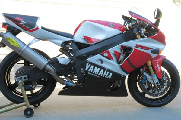OW-Oh'Bitchin! 1999 Yamaha YZF-R7 (OW-02) | Rare SportBikes For Sale