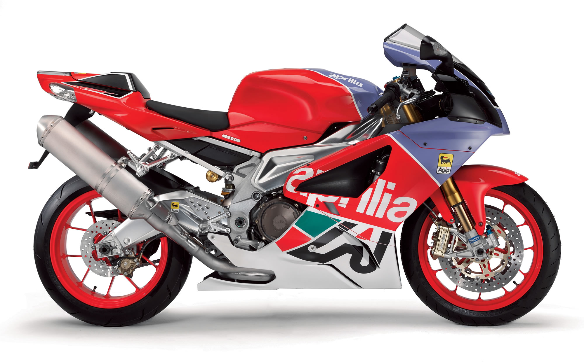 aprilia rsv 1000 r bol d 39 or limited edition in switzerland rare sportbikes for sale. Black Bedroom Furniture Sets. Home Design Ideas