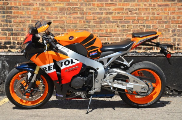 2009 Honda CBR1000RR Repsol For Sale