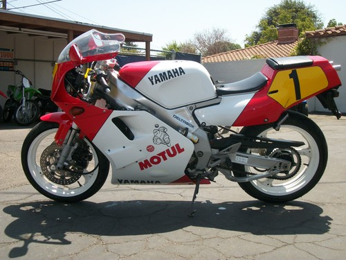 1990 Yamaha TZ-R 250 For Sale