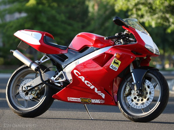 who shrunk the 916 2000 cagiva mito 125cc evo ii ca title rare sportbikes for sale. Black Bedroom Furniture Sets. Home Design Ideas