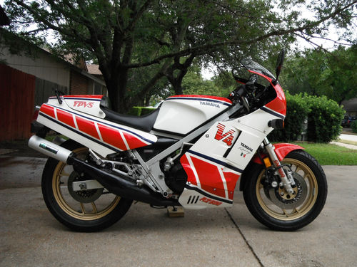 1985 yamaha rz500 for sale in texas rare sportbikes for sale