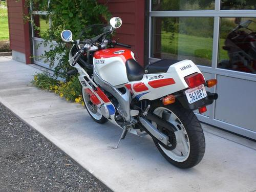 first year 1989 yamaha fzr600 for sale rare sportbikes for sale rh raresportbikesforsale com 91 FZR 600 89 FZR 600