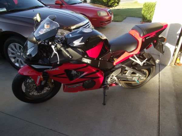 2003 Honda CBR954RR for sale