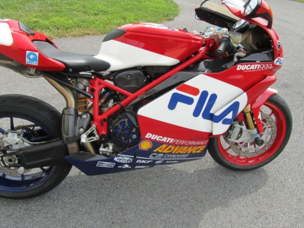 Ducati 999R Fila For Sale