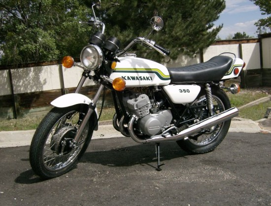 Kawasaki S2 350 For Sale