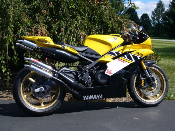 1984 yamaha rz500 r6 custom hybrid wtf rare sportbikes for Yamaha rz for sale