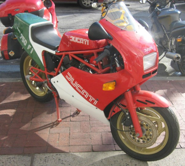 back east feast: 1985 ducati 750 f1 - rare sportbikes for sale