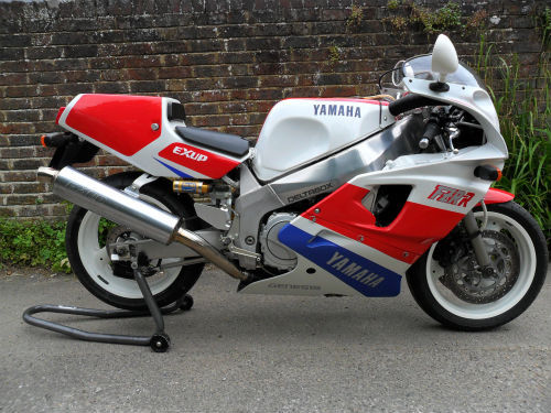 Yamaha Ow01 For Sale >> Yamaha FZR750R OW01 For Sale With Less Than 3000 Miles (UK) - Rare SportBikes For Sale
