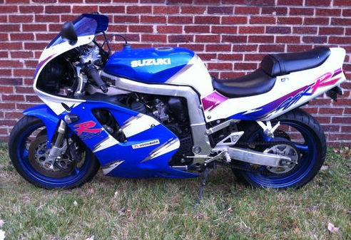 GSX-R 750 Archives - Page 3 of 6 - Rare SportBikes For Sale