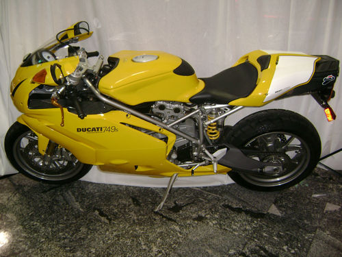 Affordable Exotic: 2003 Ducati 749S - Rare SportBikes For Sale