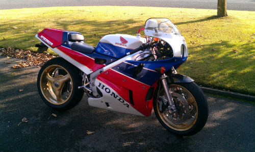 Honda RC30 VFR750R For Sale