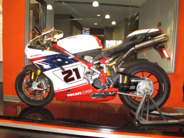 2009 Ducati 1098R Troy Bayliss For Sale