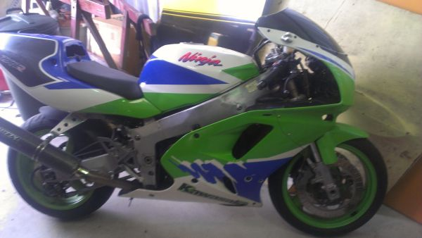 1993 Kawasaki ZX-7R M1 For Sale