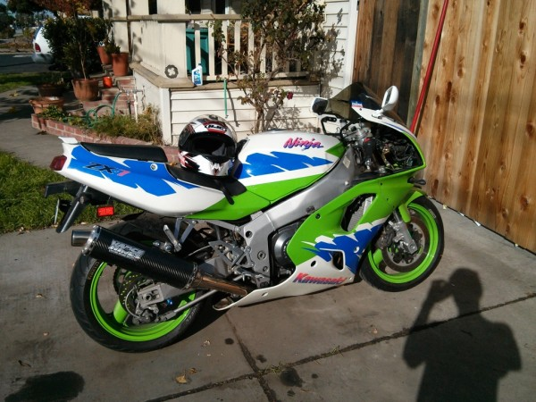 1994 Kawasaki ZX-7 For Sale