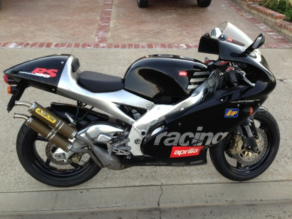 1999 Aprilia RS250 For Sale in California