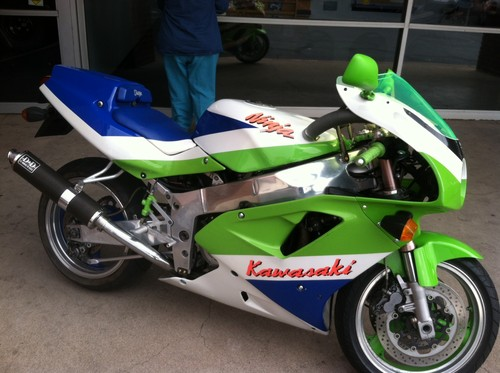 1991 Kawasaki ZX-7R For Sale