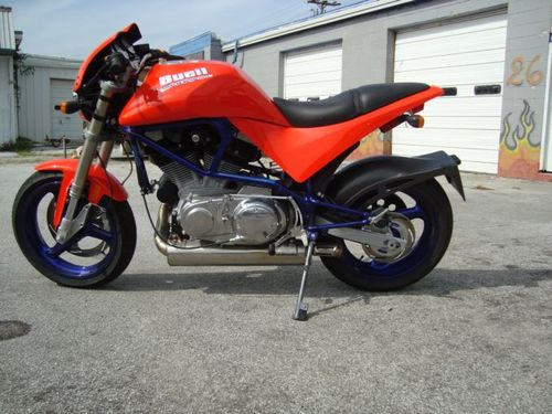 1998 Buell S1 Lightning For Sale