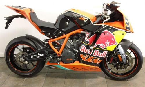 2010 KTM RC8R Red Bull For Sale
