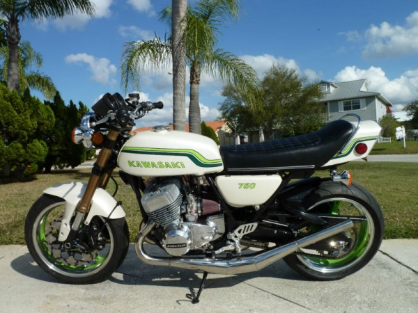 1972 Kawasaki H2 750 For Sale