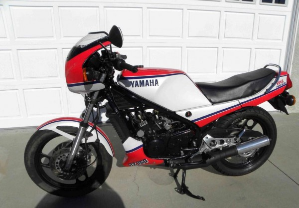 February 2013 monthly sales in review rare sportbikes for Yamaha rz for sale