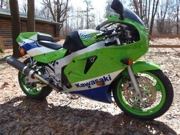 1989 Kawasaki ZX7 For Sale